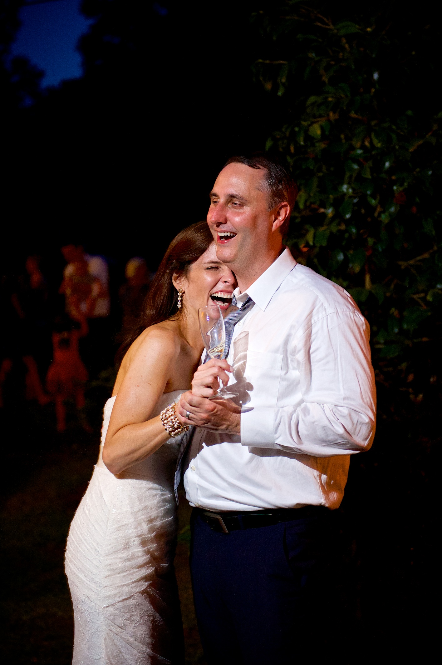 Lori and Scott's wedding in Fort Lawn, SC