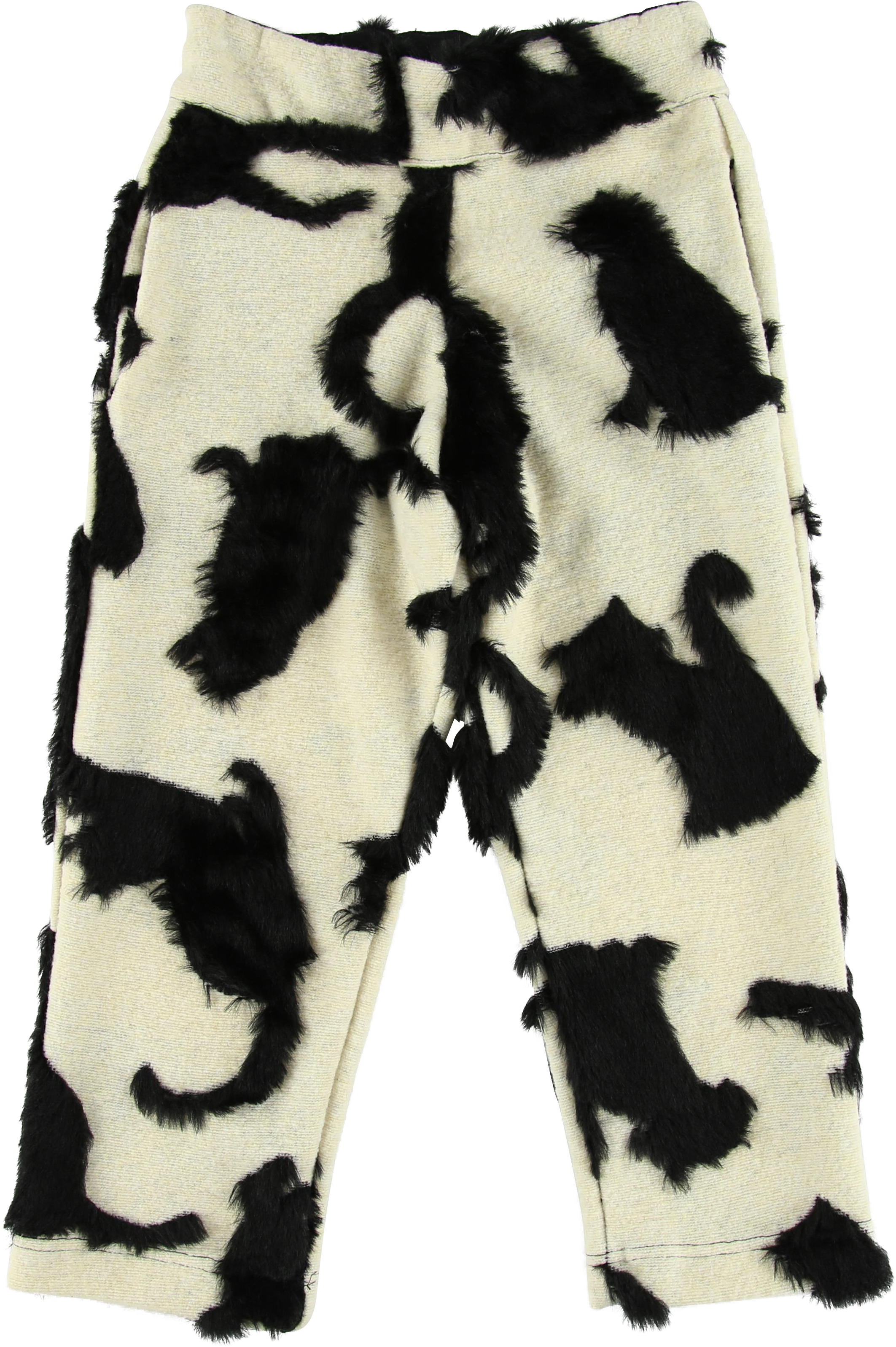 MODEL | 202  STYLE | 24 CAT  pants with fluffy cats all over straight fit 50% acryl - 50% polyester
