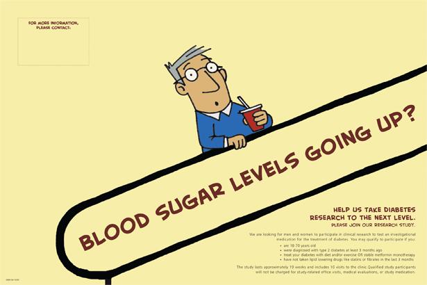 Diabetes Escalator Poster Magnet Theory.jpg
