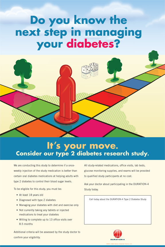 Diabetes Patient Recruitment Poster Magnet Theory.jpg