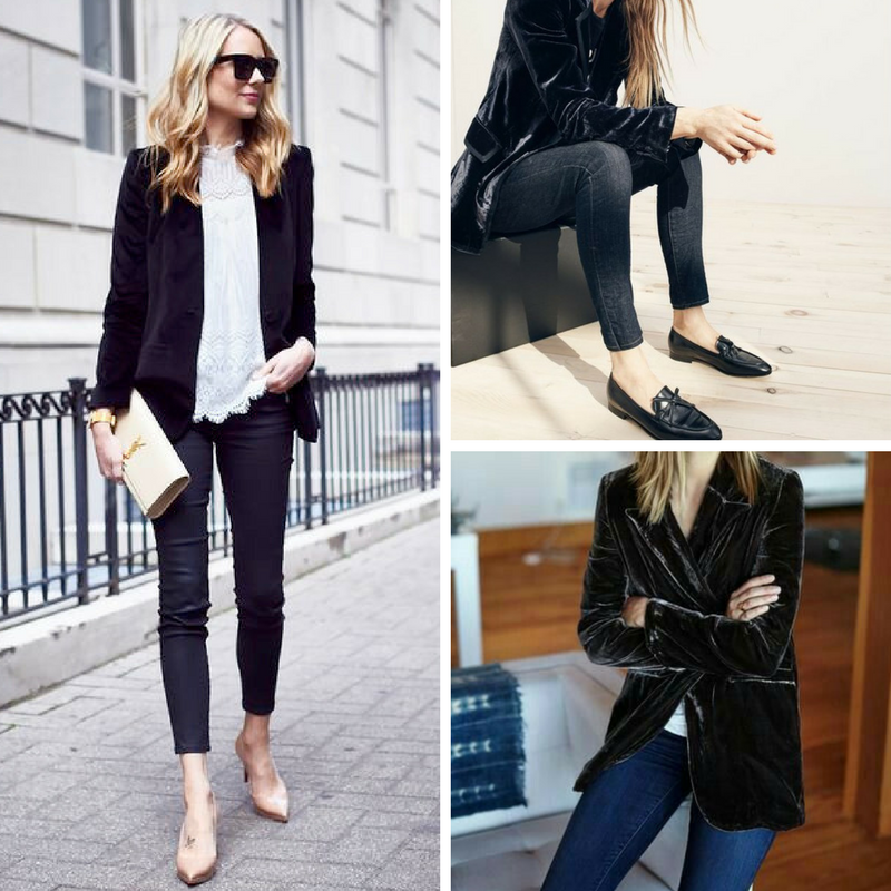 photo credits (left to right):    just the design ,  j crew ,  pinterest