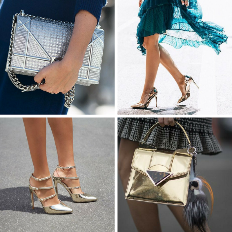 photos from (clockwise from top left)  Atelier Dore ,  Leanne Barlow ,    Popsugar ,  Shoe Dazzle