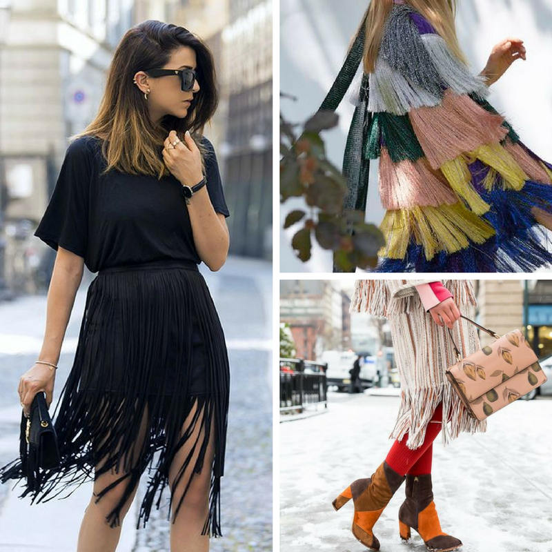 photos from  Her Campus ,  Moda Operandi ,  Layers of Chic