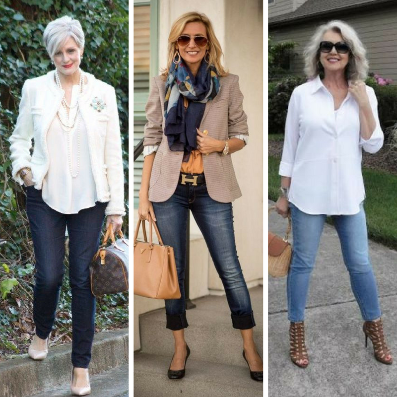Photos from  Style at a Certain Age ,  Jacket Society ,  Outfitmad