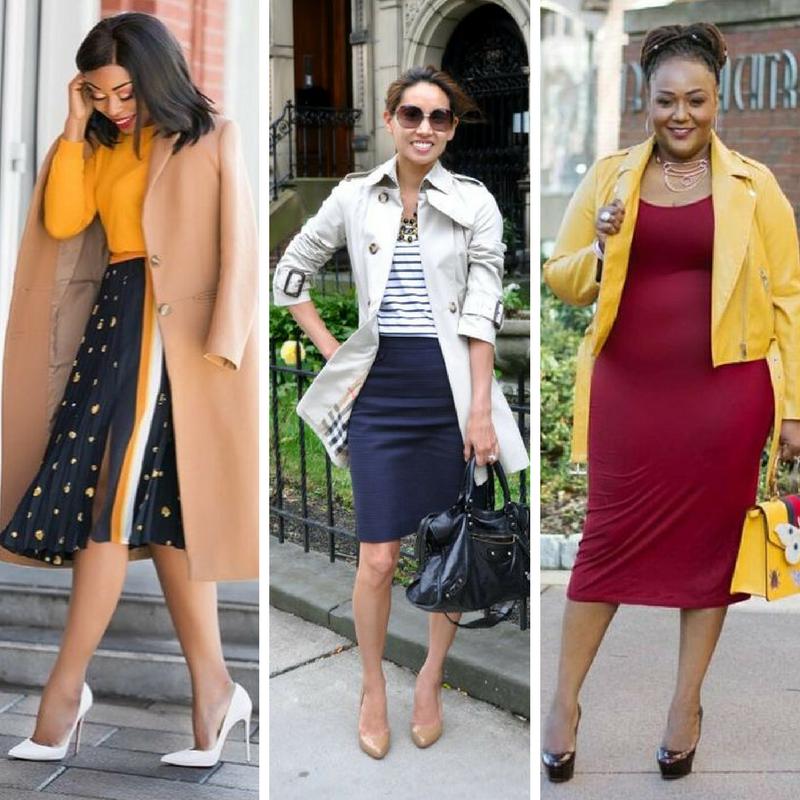 Photos from  J'Adore Fashion ,  Pinterest ,  Nikki Free