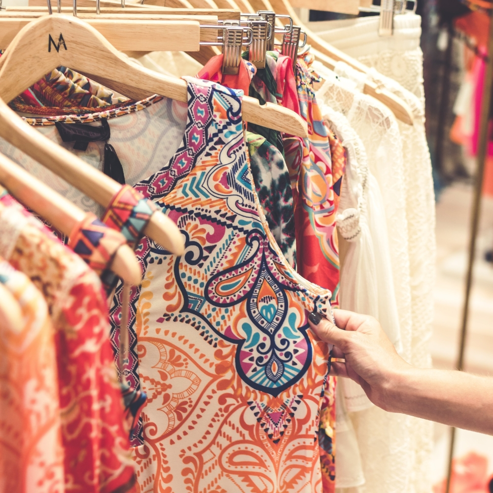 If you're shopping for apparel on vacation, download any necessary size conversion charts to your phone so you can hit the ground running. And whether you're shopping abroad or at home - try on everything!   Photo from  Artem Bali on  Unsplash