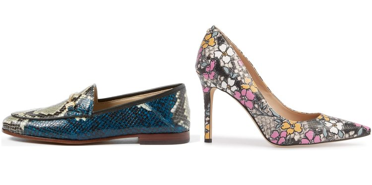 The Obsession: Printed Shoes and What to Wear with Them