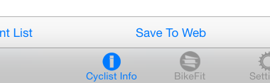 I like to tap Save to Web occasionally during the fit, just in case.
