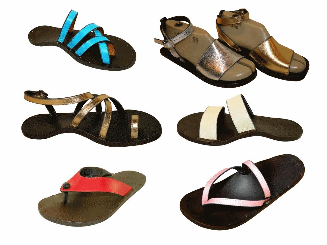 In-Stock Women's Sandals