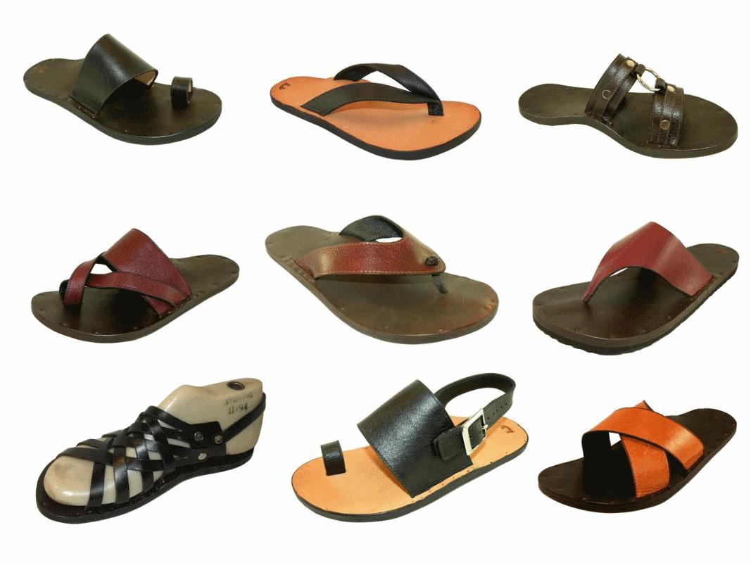 In-Stock Men's Sandals