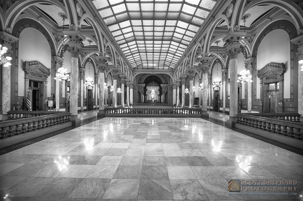 Stately (Indiana State House)