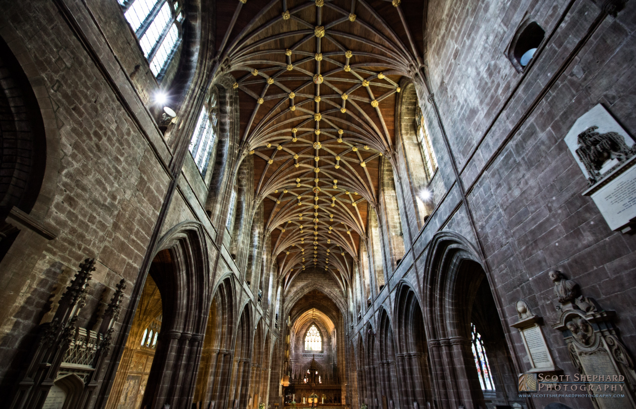 Nave - Chester Cathedral
