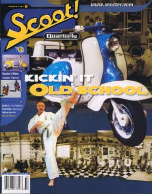 Scoot! Quarterly Cover