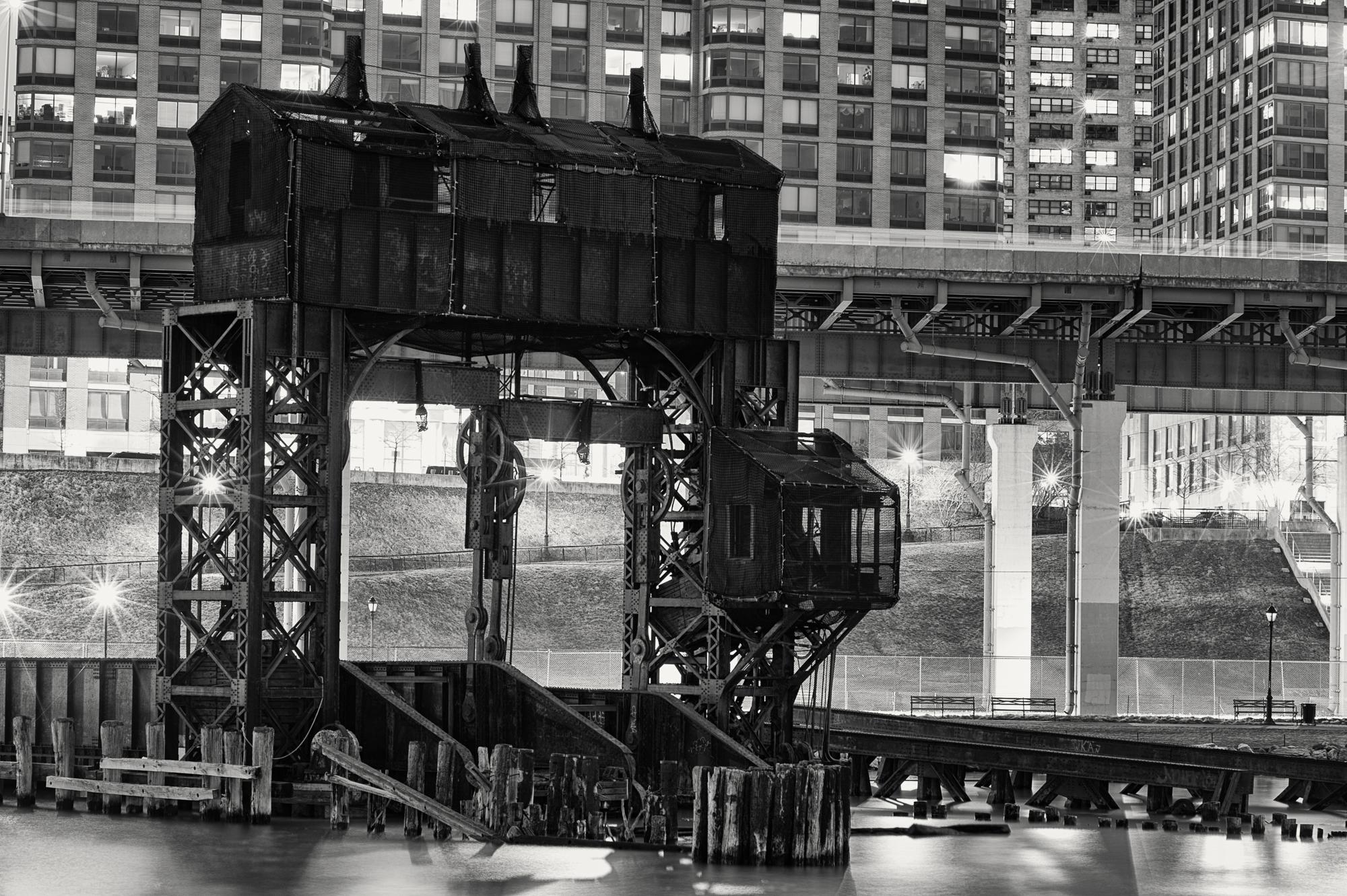 69th St Transfer Bridge, Manhattan