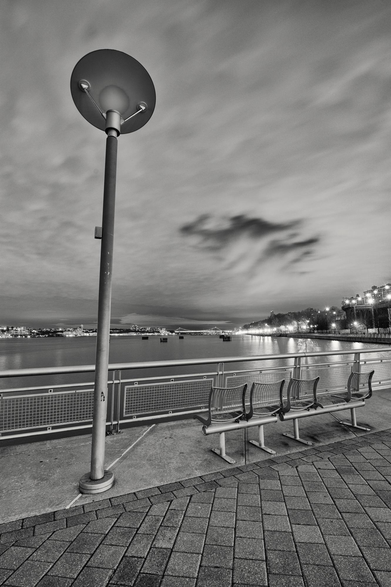 70th St Pier, Hudson River, NY