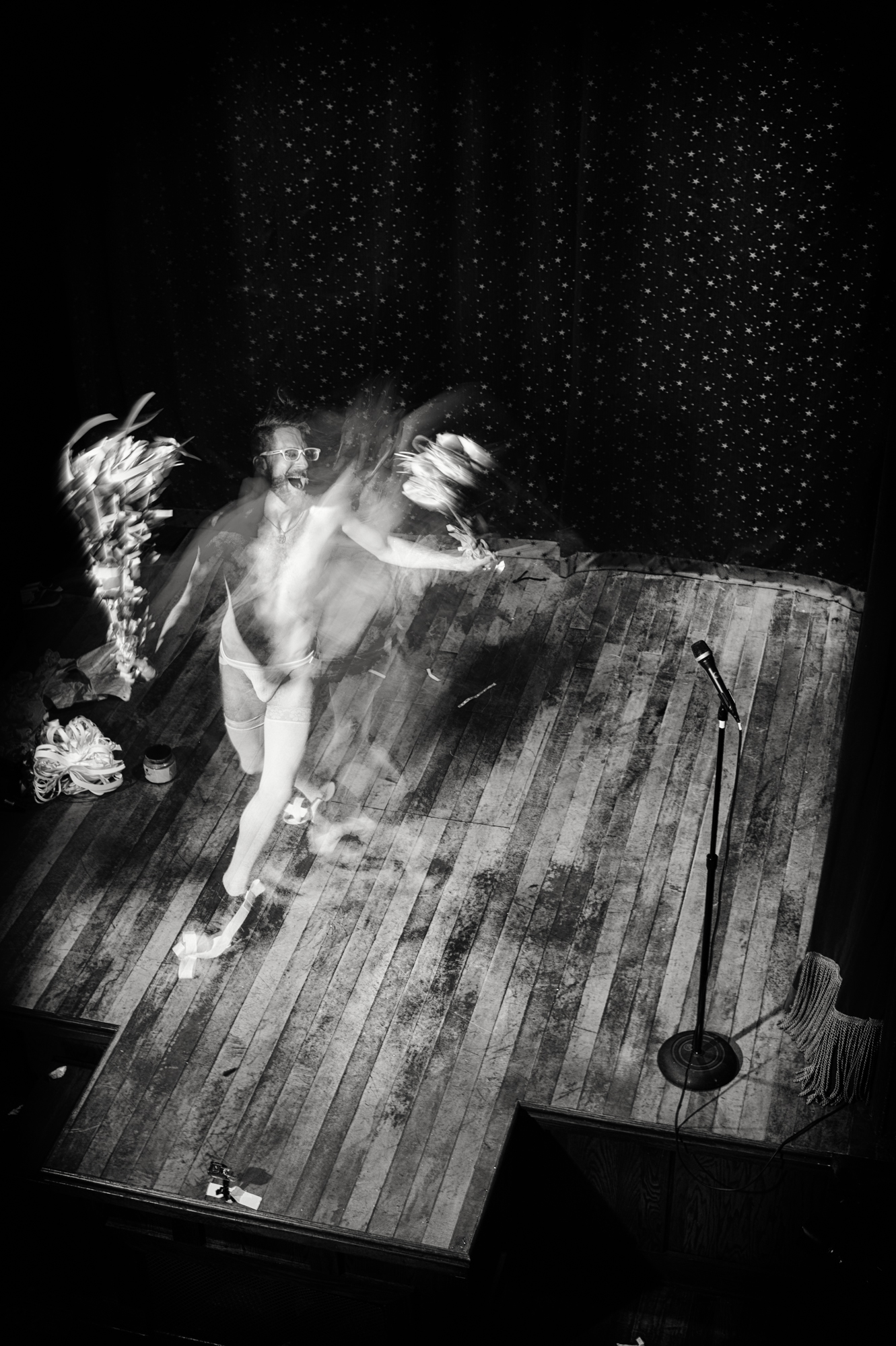 Matt Knife© Matt Hill (from Paper Burlesque)