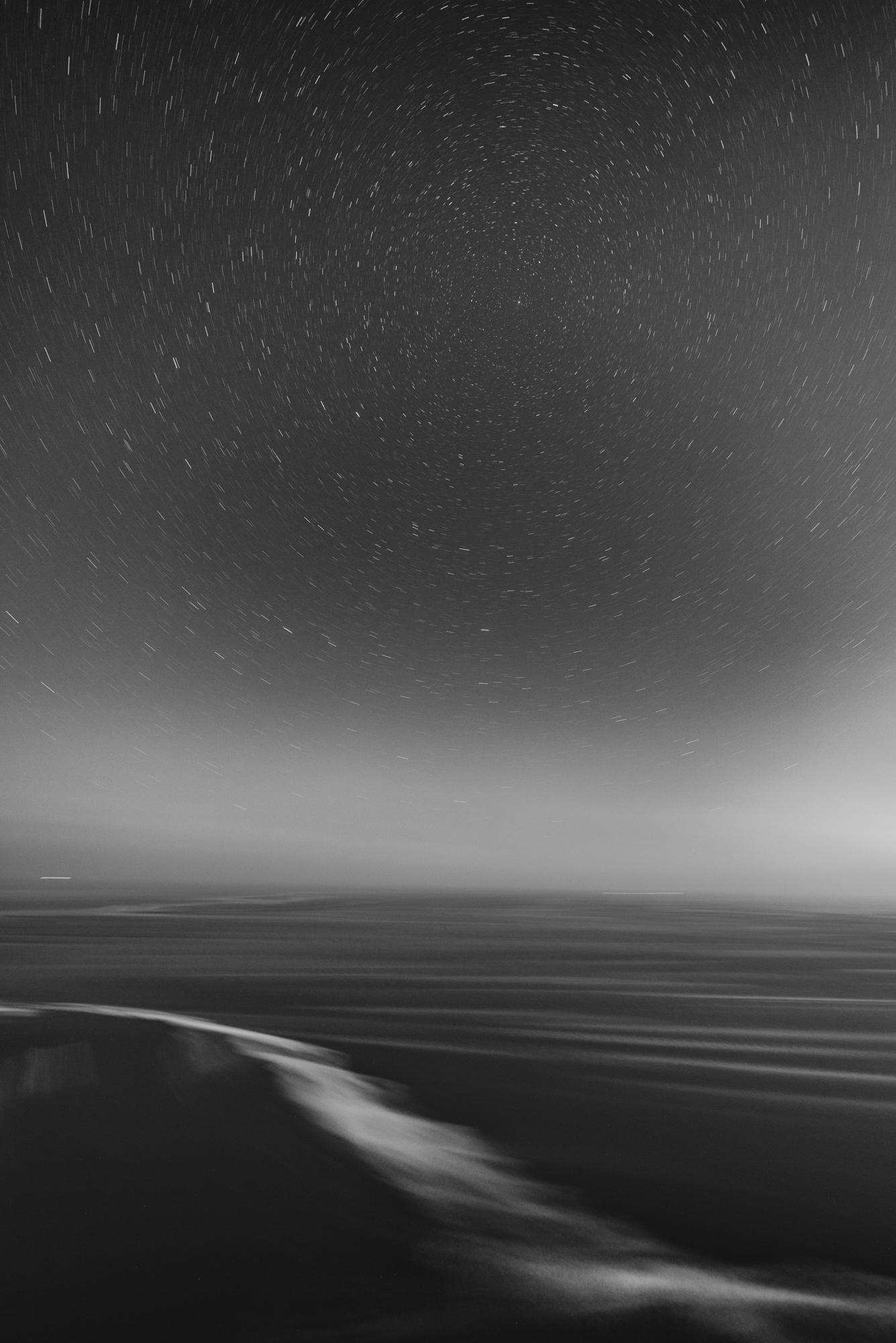 Loop Head Lighthouse Ireland Night Photography by Matt Hill