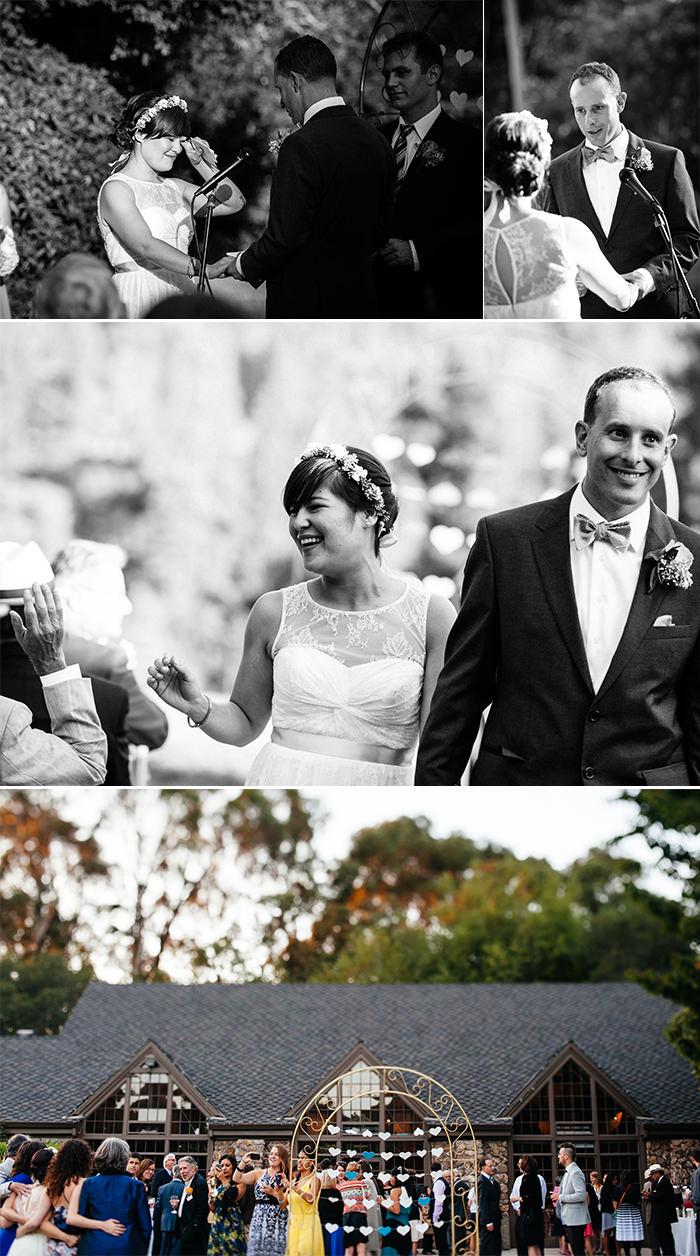 Berkeley wedding photographer Brazilian Room Tilden Park