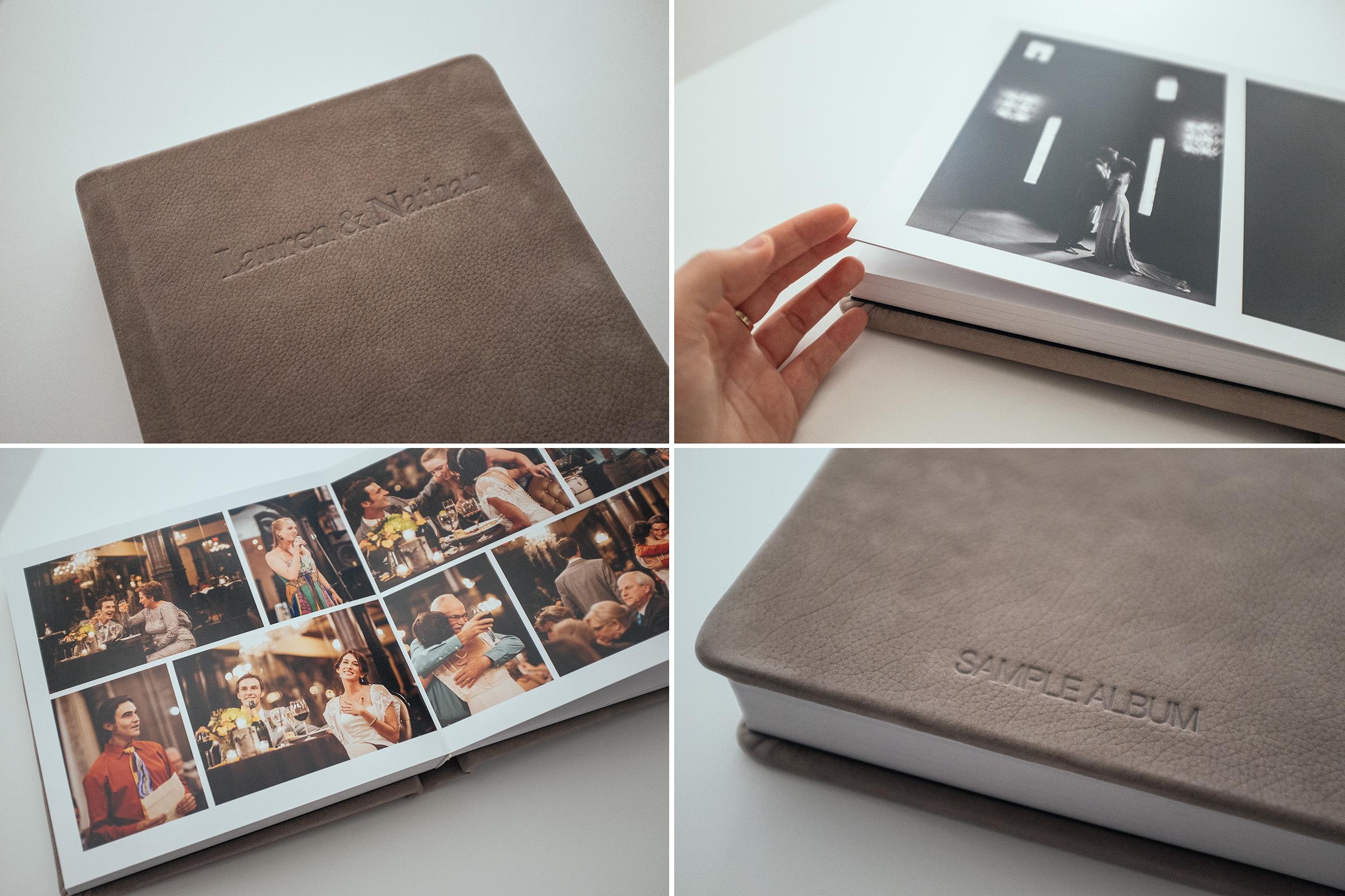 Annie Hall Photography sample album