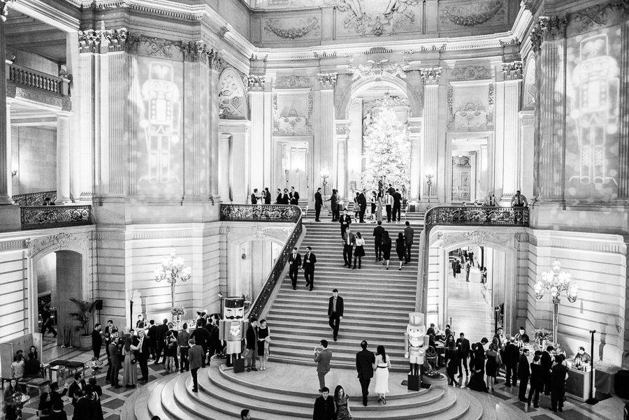 Google Chrome Holiday party in San Francisco city hall 003.jpg