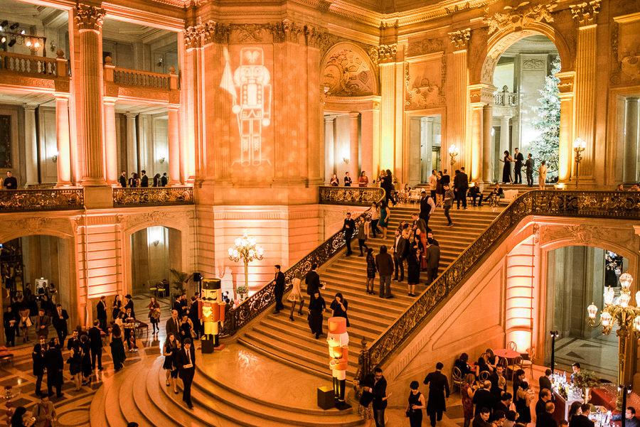 Google Chrome Holiday party in San Francisco city hall 012.jpg