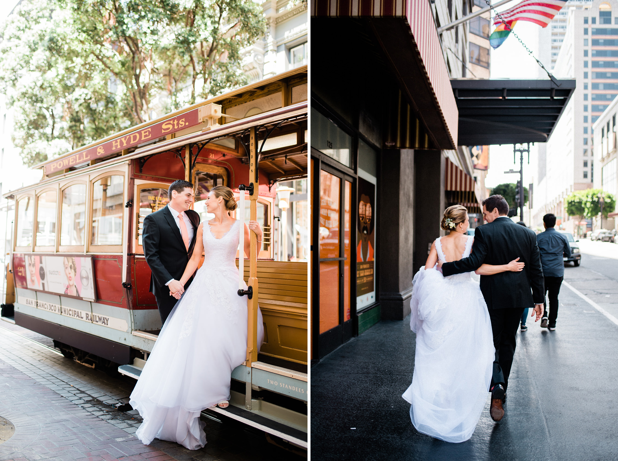 Foreign Cinema Wedding Union Square Cable Cars -015.jpg