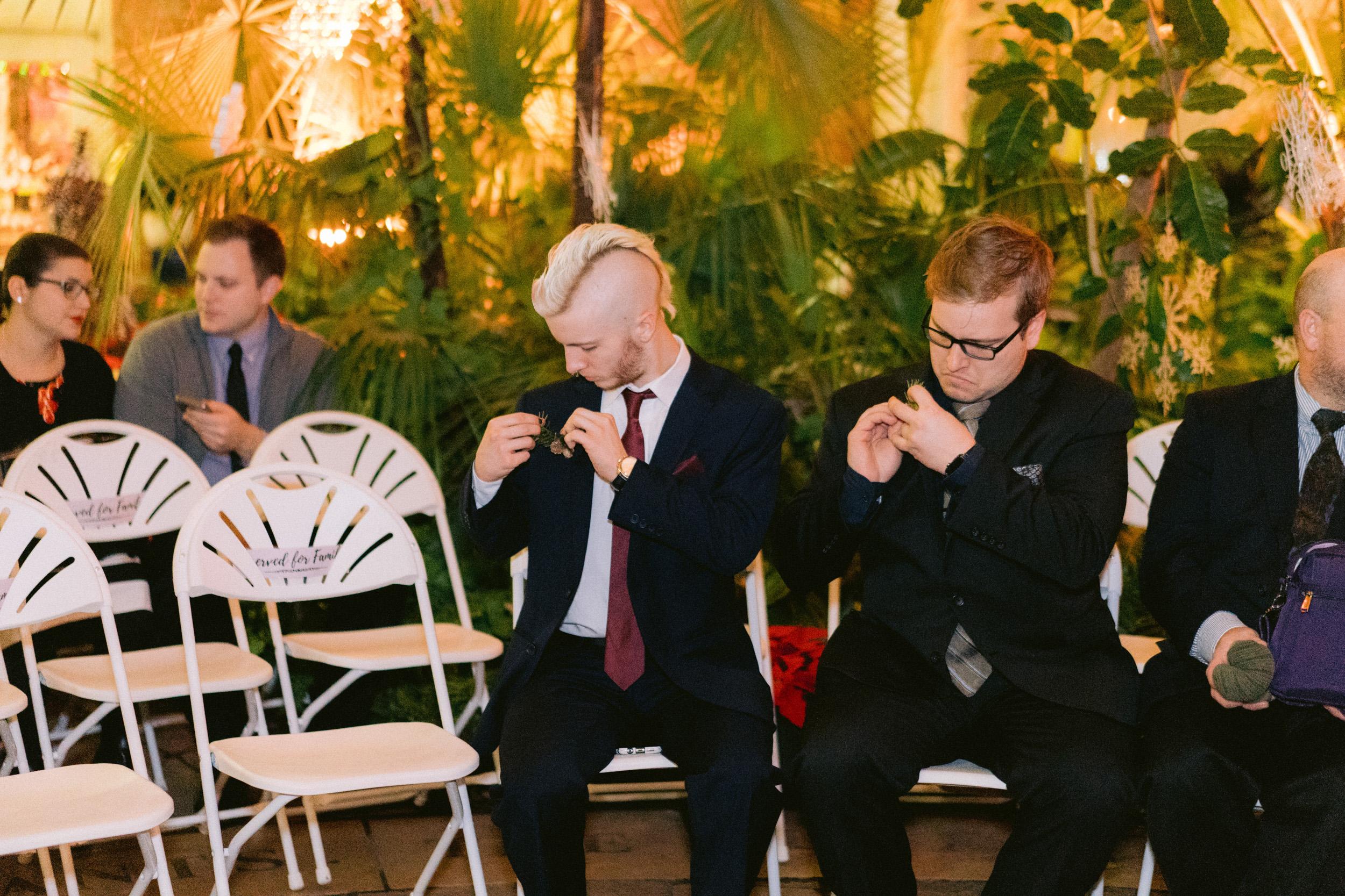 Same Sex Buffalo Botanical Garden Wedding 028.jpg
