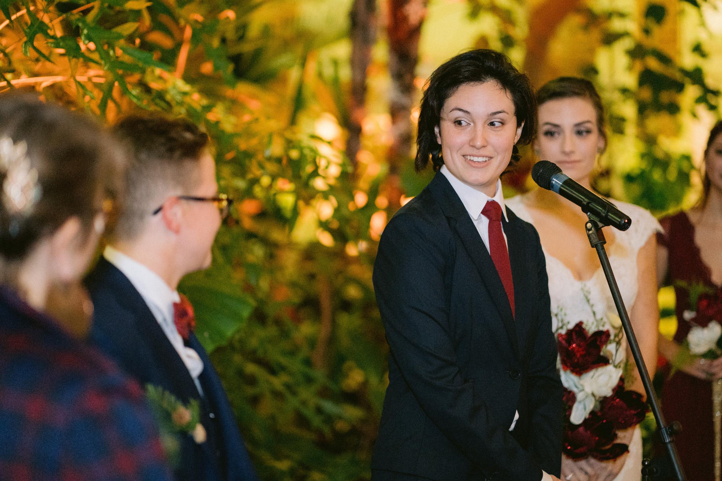 Same Sex Buffalo Botanical Garden Wedding 035.jpg