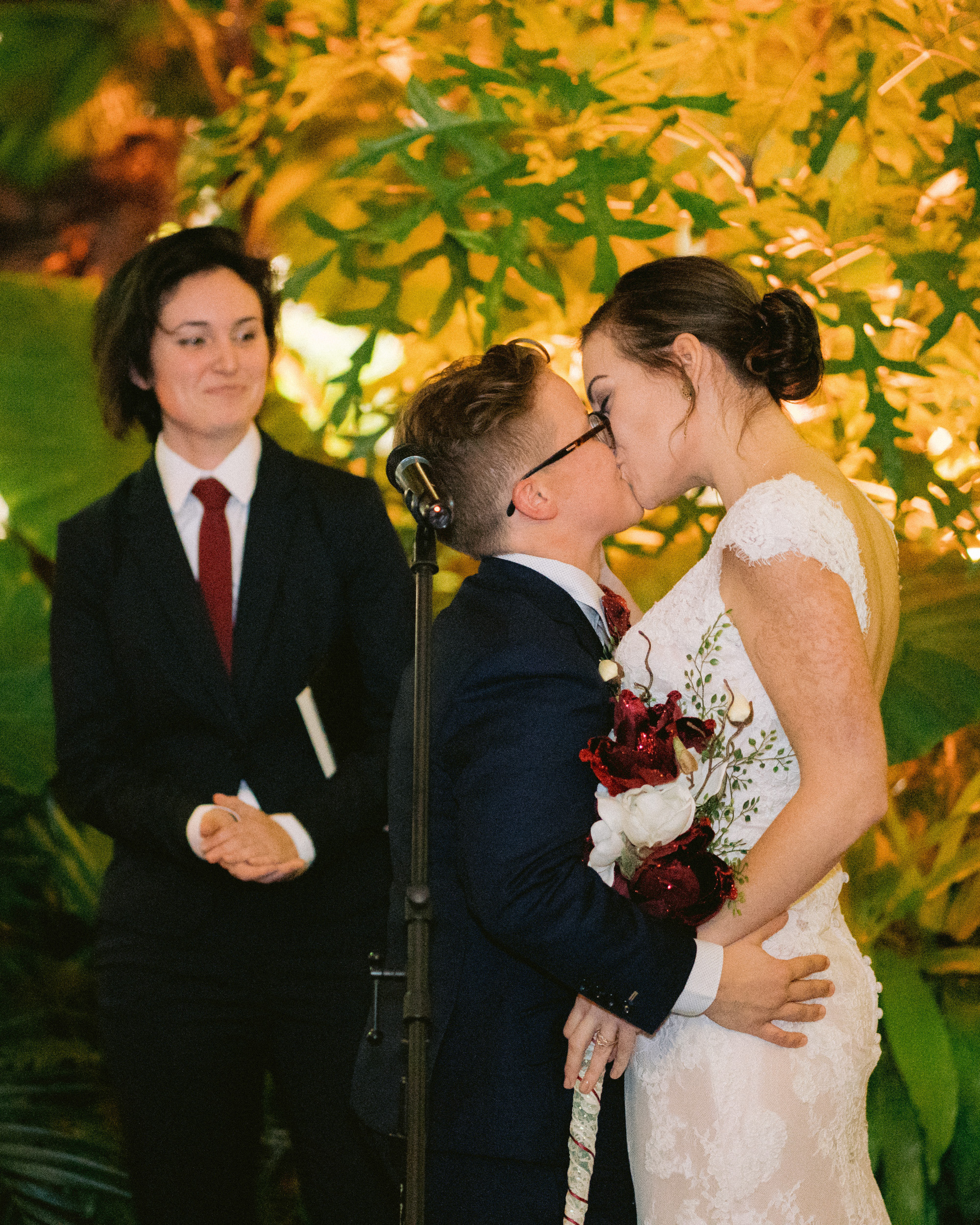 Same Sex Buffalo Botanical Garden Wedding 042.jpg