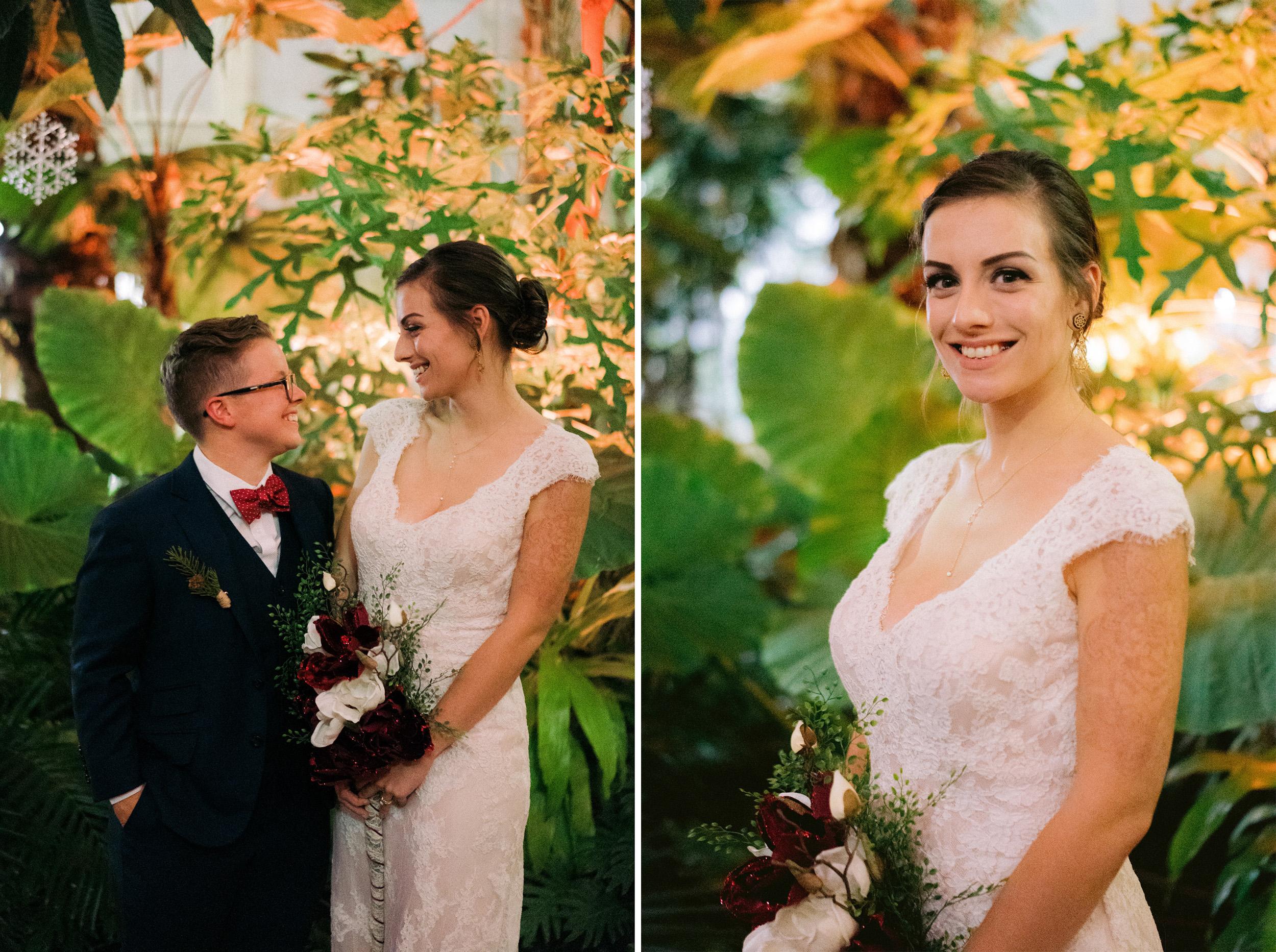 Same Sex Buffalo Botanical Garden Wedding 046.jpg