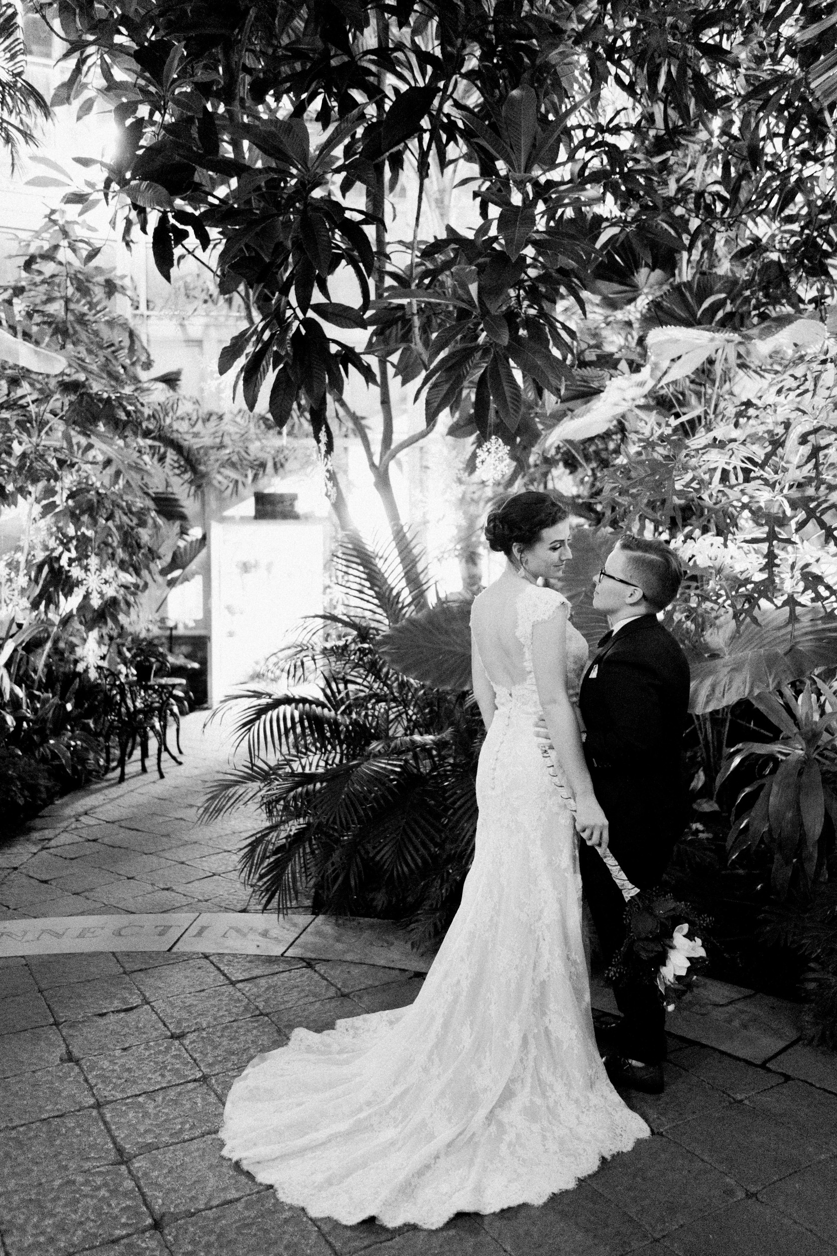 Same Sex Buffalo Botanical Garden Wedding 051.jpg