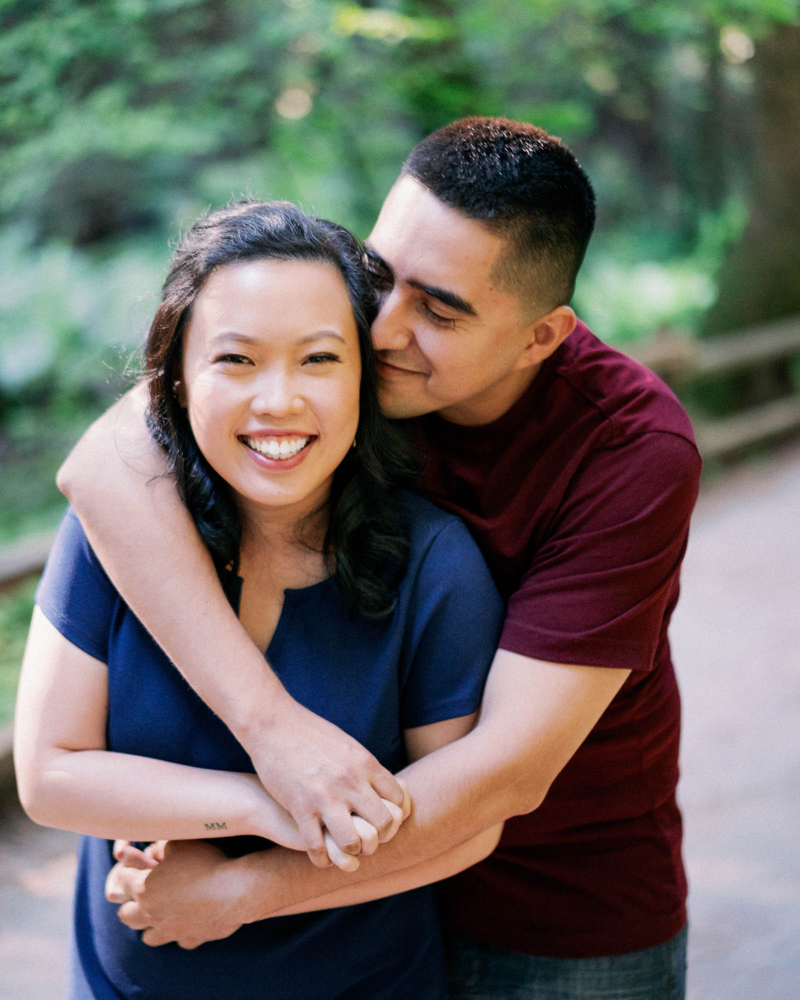 Muir Woods Beach Engagement Session 2.jpg