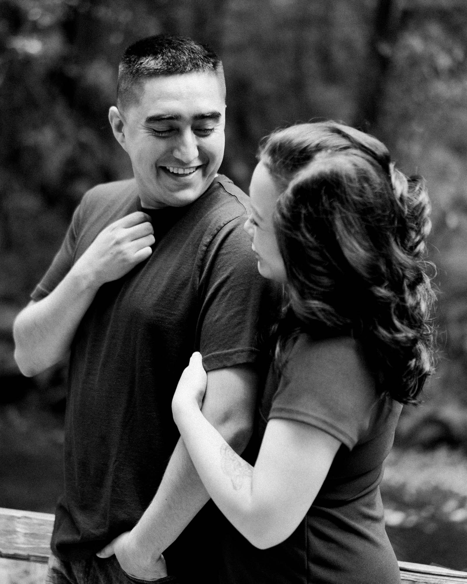 Muir Woods Beach Engagement Session 3.jpg
