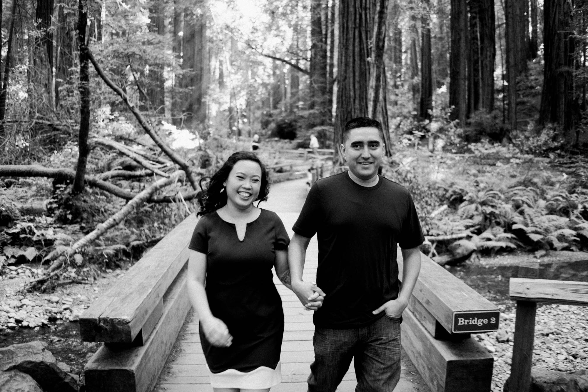 Muir Woods Beach Engagement Session 5.jpg