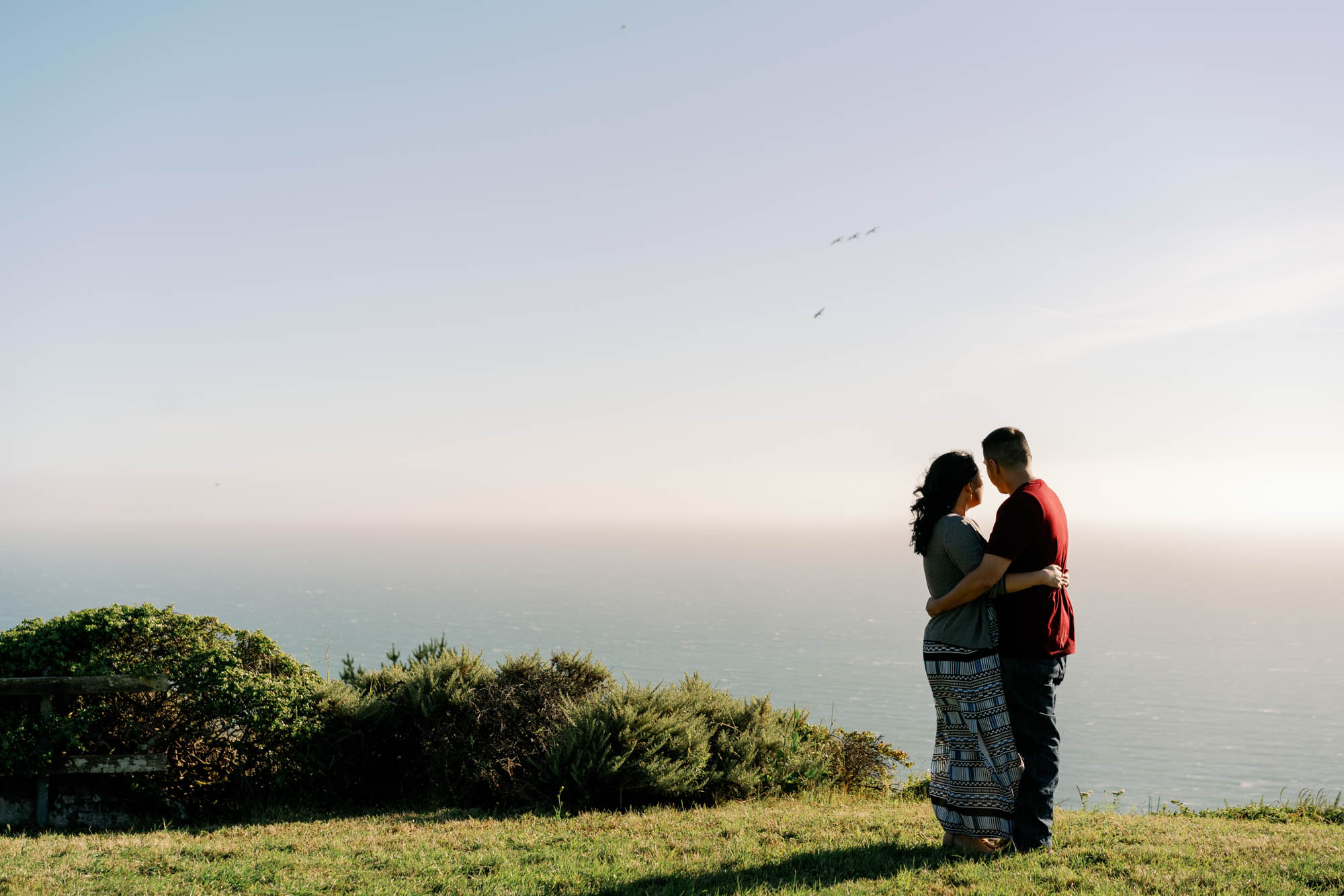 Muir Woods Beach Engagement Session 8.jpg