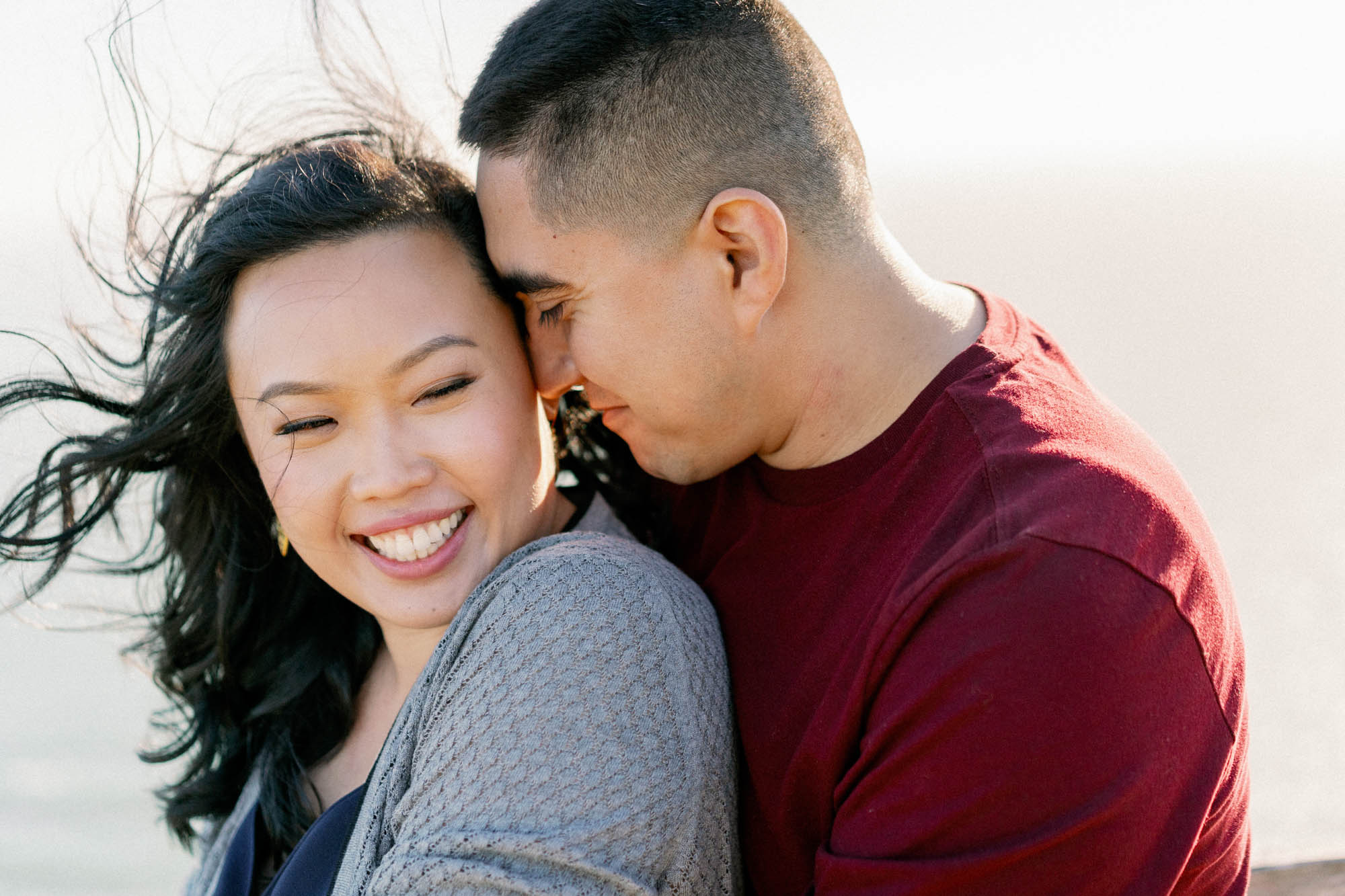 Muir Woods Beach Engagement Session 12.jpg