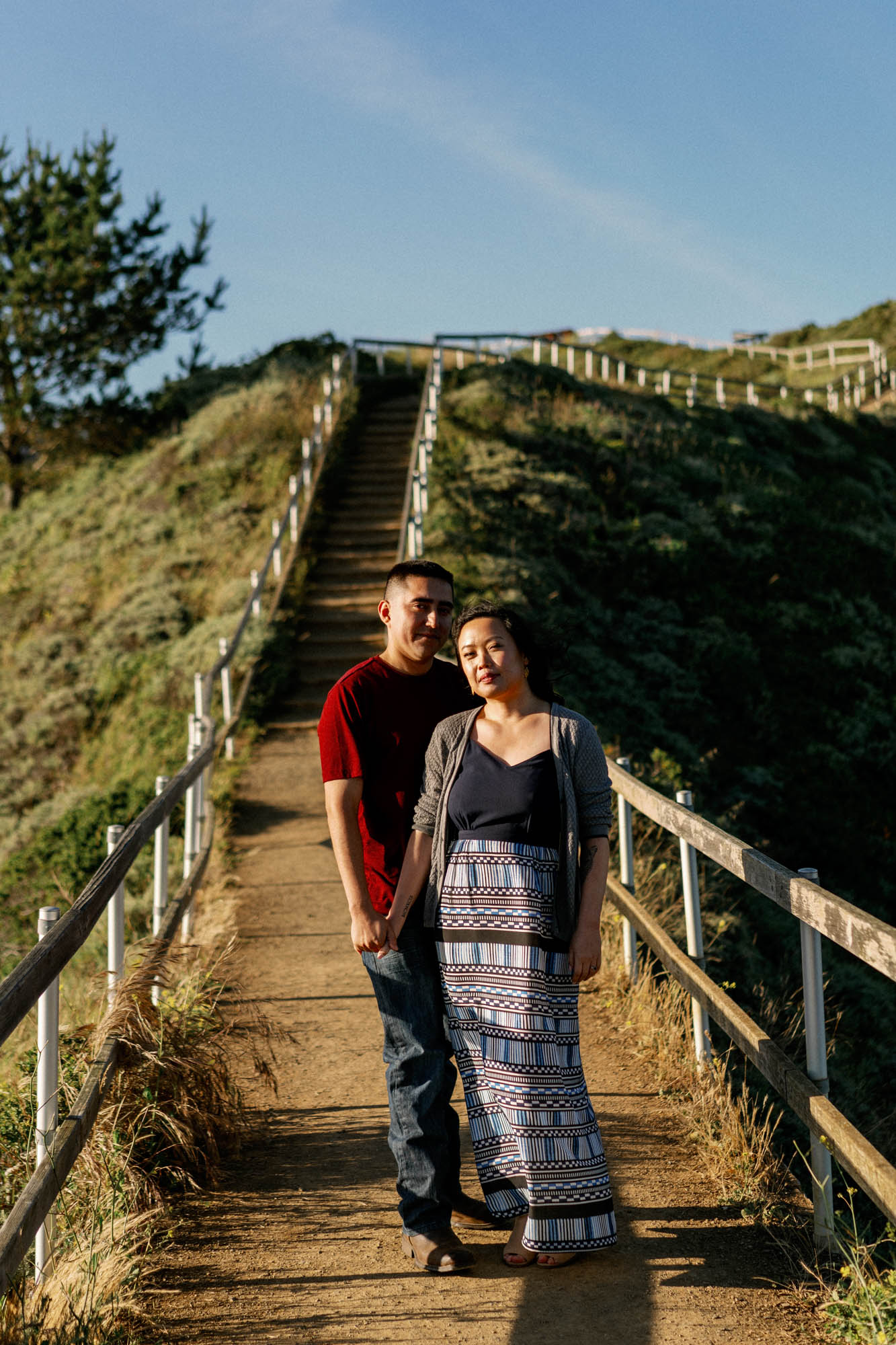 Muir Woods Beach Engagement Session 13.jpg