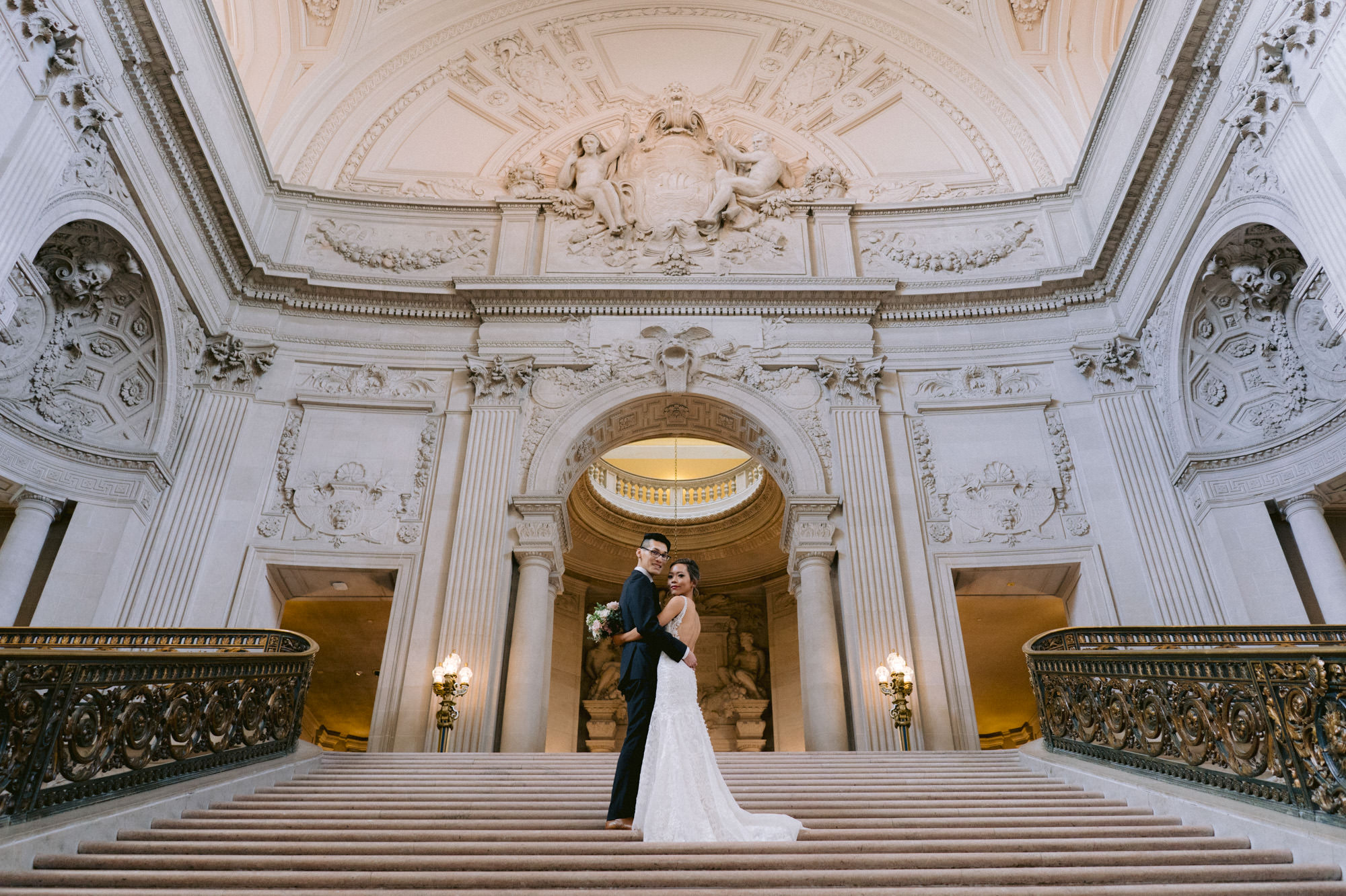 San Francisco City Hall Bridal Portraits 017.jpg