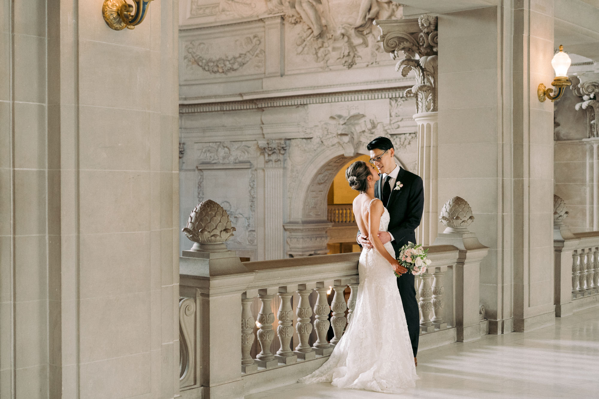 San Francisco City Hall Bridal Portraits 013.jpg