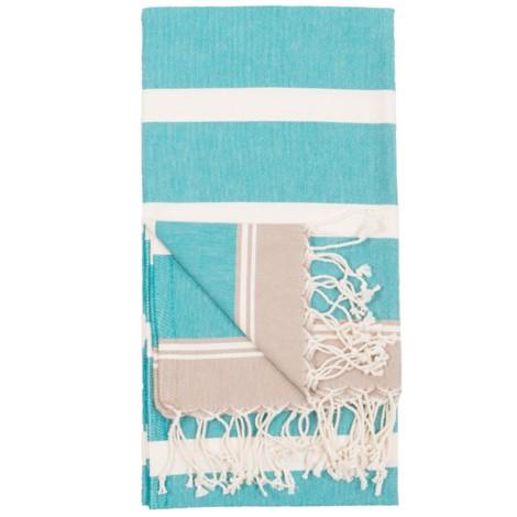 Body Towel - Sello - Sea Blue - $40