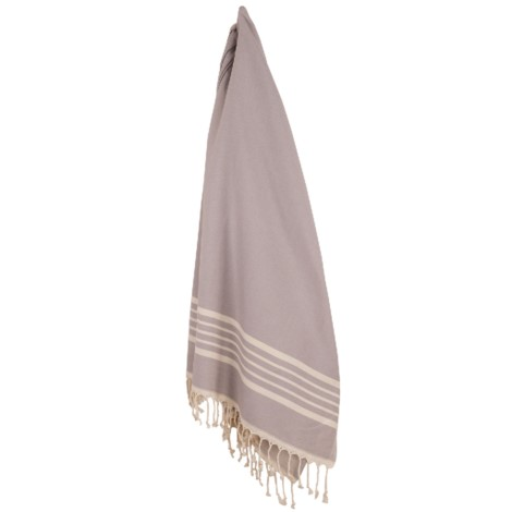 Body Towel - Hakan - Ash