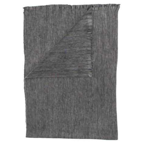 Alpaca Throw - Fringed Dusk -  $75
