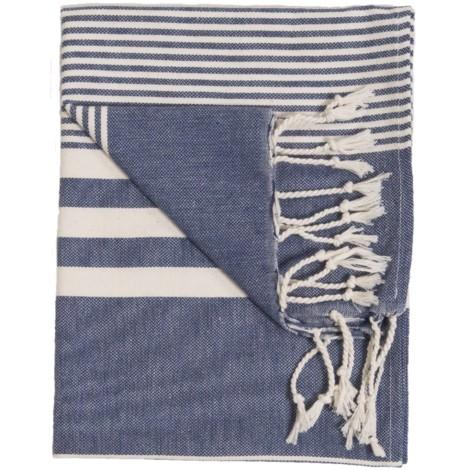 Hand Towel - Harem - Denim - $20