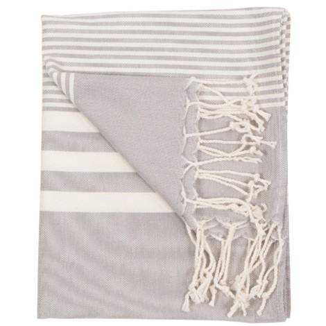 Hand Towel - Harem - Silver - $20