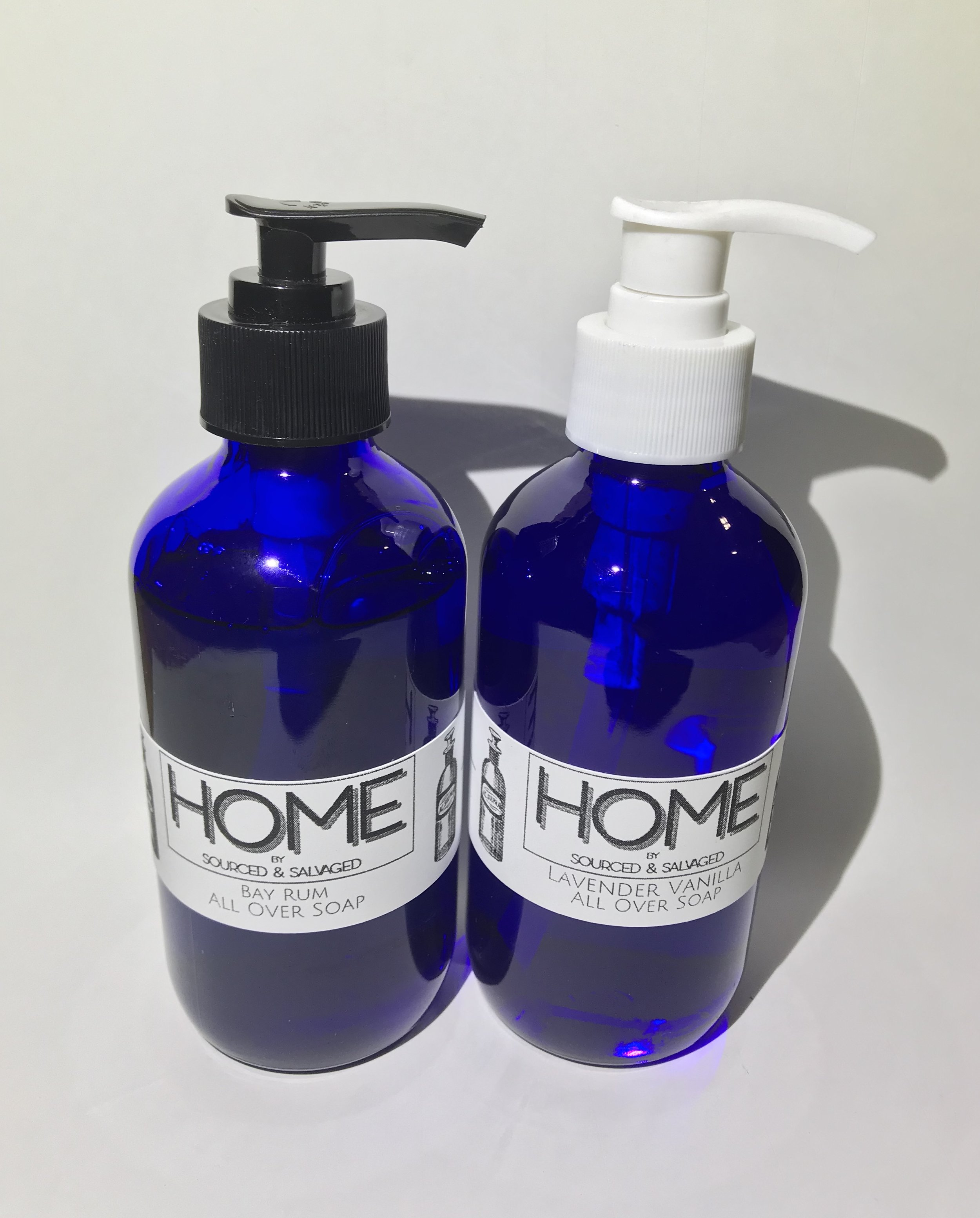 All Over Soap - $12.50