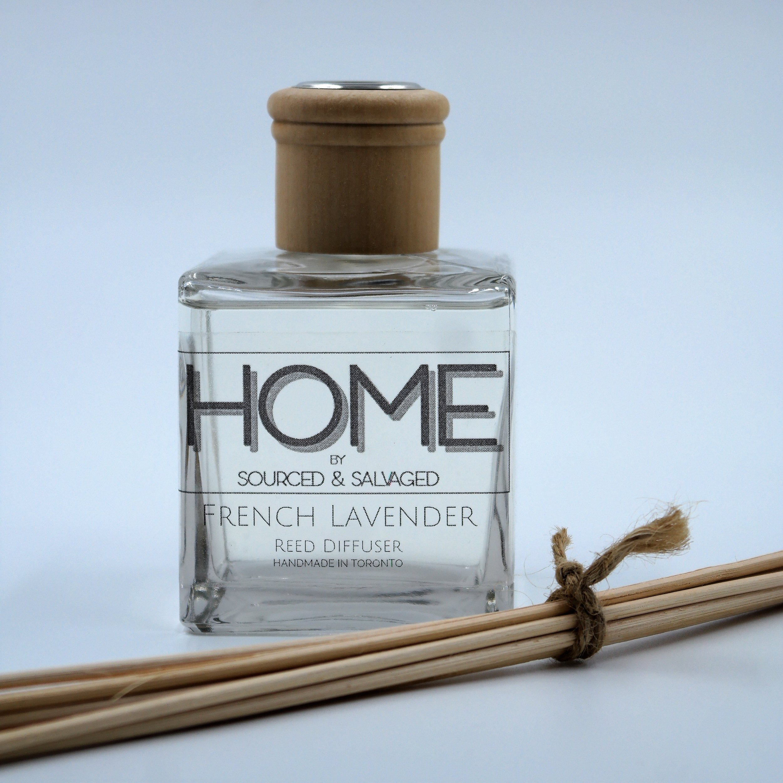 Reed Diffuser - French Lavender - $25