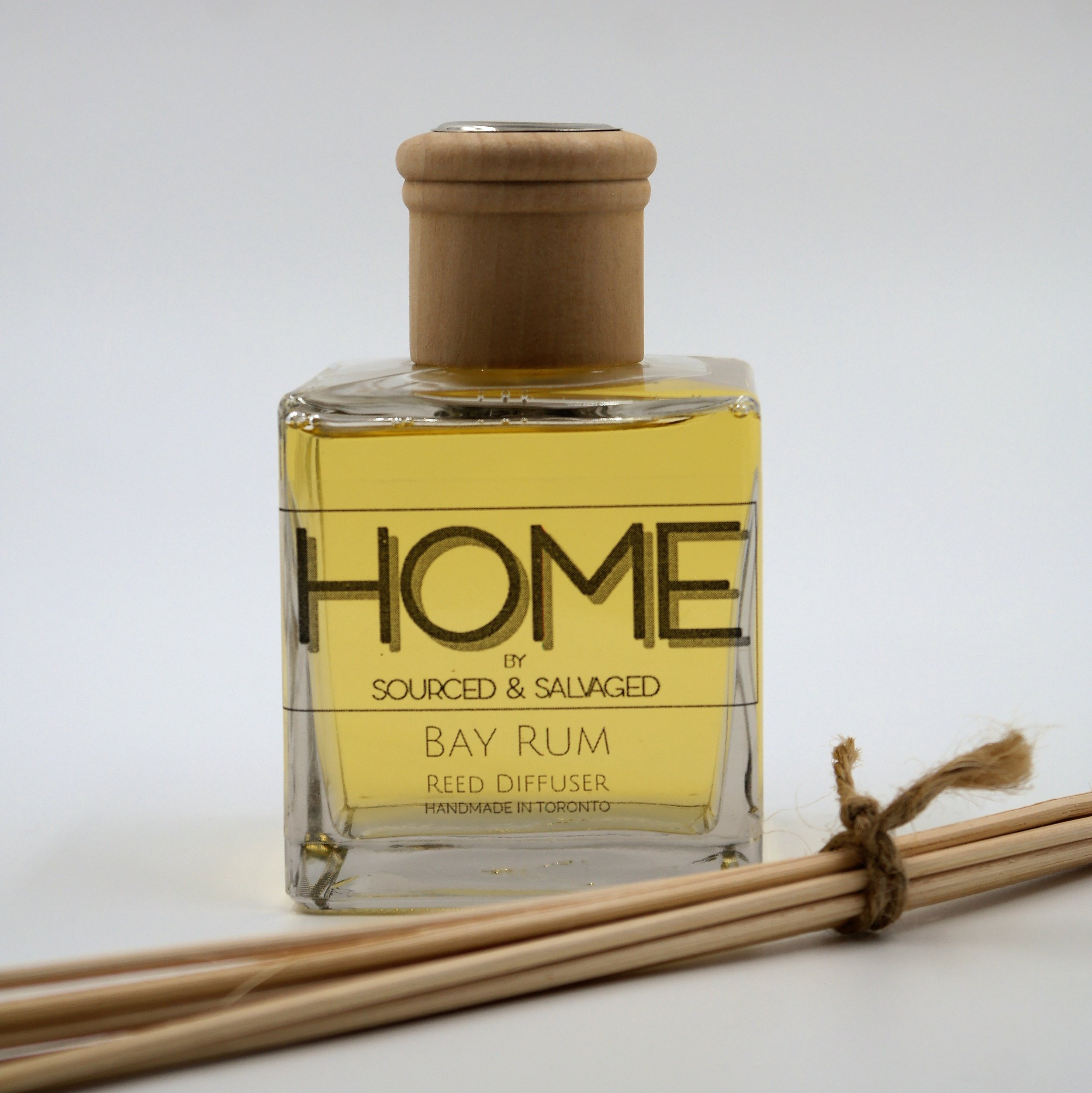Reed Diffuser - Bay Rum - $25