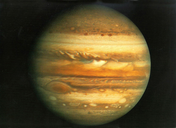 The great planet Jupiter will be nicely positioned to observed on March 24.
