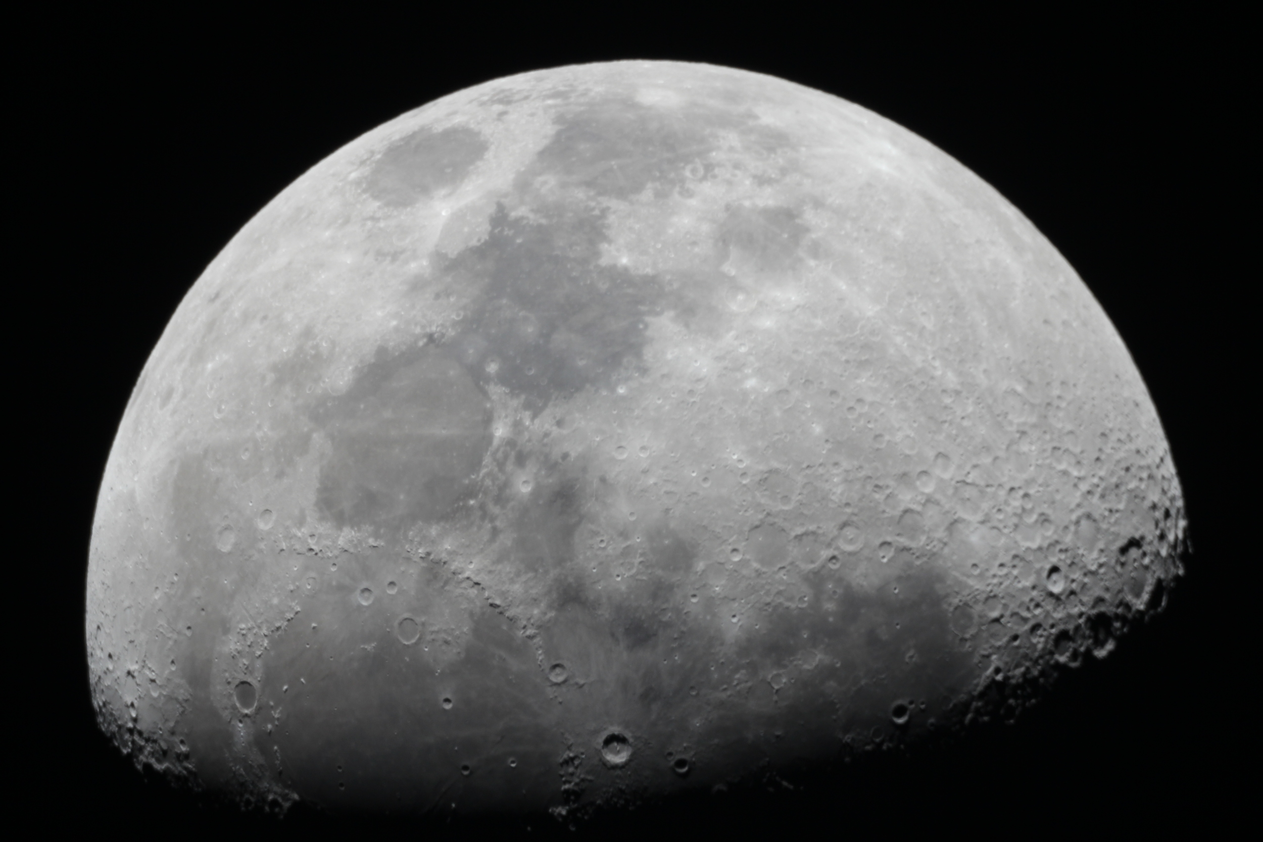 THe Moon will be in its waxing gibbous phase April 28.