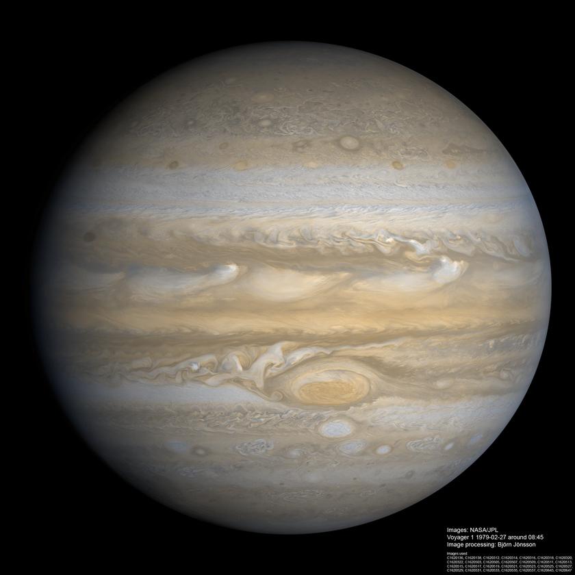 Jupiter will be nicely placed for observation April 28.